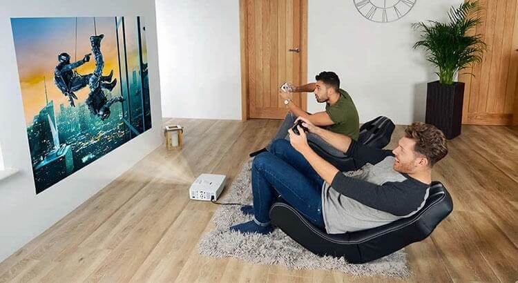 Best Gaming Projector For Ps4