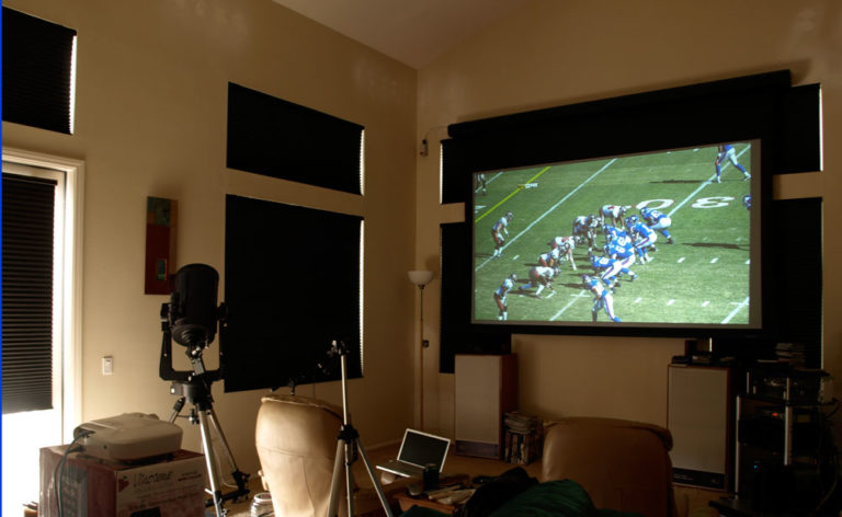 Best Projector For Sports Viewing