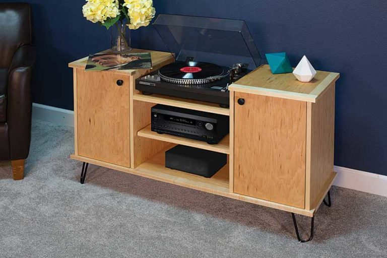 Choose The Best Record Player Stand