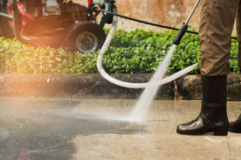 Best Pressure Washer for Driveways
