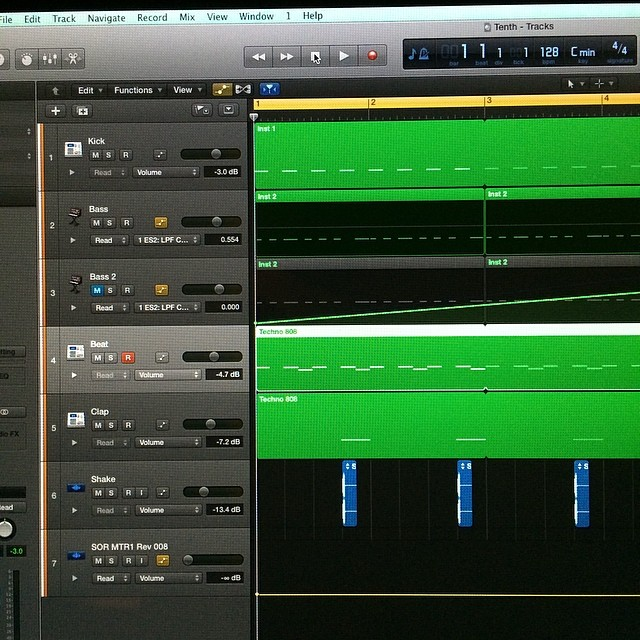 How to sidechain in logic pro x